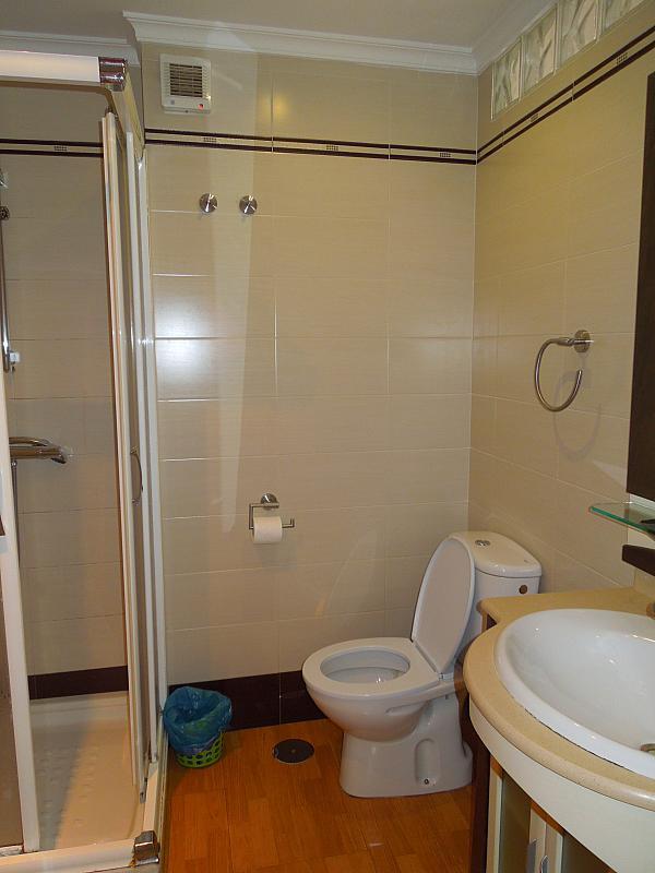 Baño - Piso en alquiler en calle Europa, Torrox-Costa en Torrox - 326674543