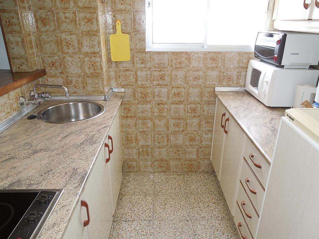 Cocina - Apartamento en alquiler en calle América, Torrox-Costa en Torrox - 150930309