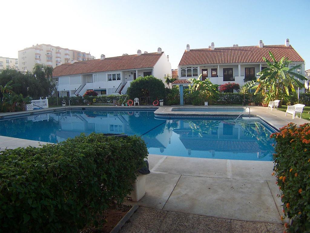 Piscina - Apartamento en alquiler en calle América, Torrox-Costa en Torrox - 150930478