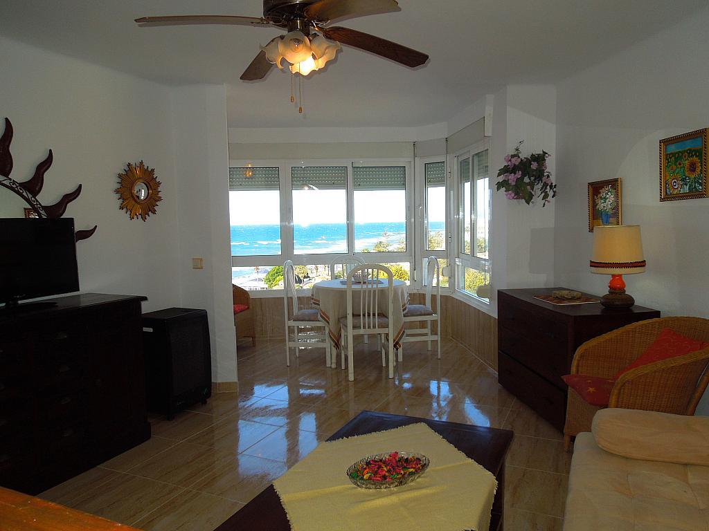Comedor - Apartamento en alquiler en calle América, Torrox-Costa en Torrox - 325803738