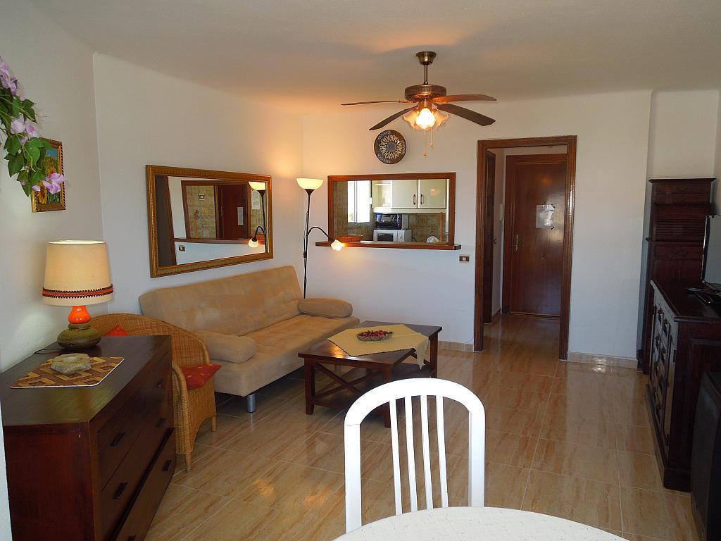 Comedor - Apartamento en alquiler en calle América, Torrox-Costa en Torrox - 325803773