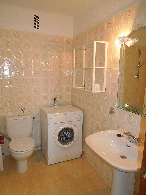 Baño - Apartamento en alquiler en calle América, Torrox-Costa en Torrox - 325803809
