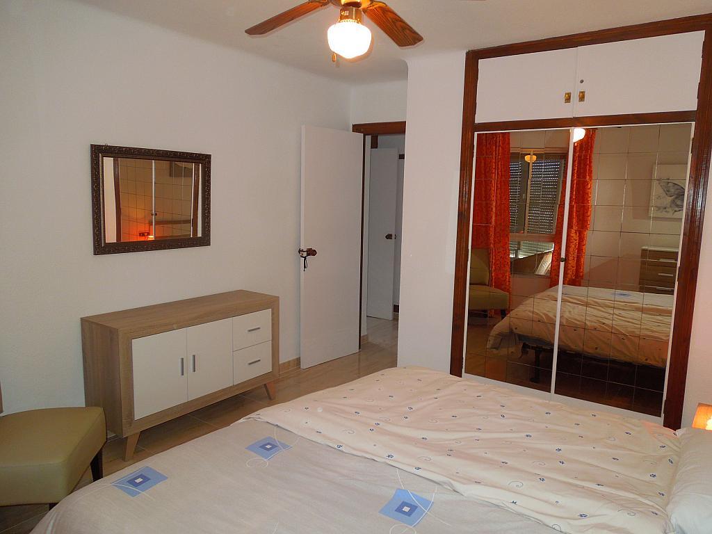 Dormitorio - Apartamento en alquiler en calle América, Torrox-Costa en Torrox - 325804531