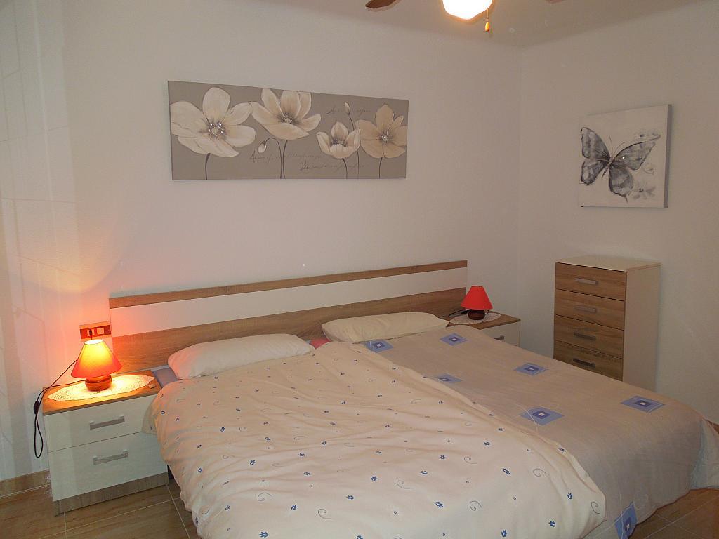 Dormitorio - Apartamento en alquiler en calle América, Torrox-Costa en Torrox - 325804537