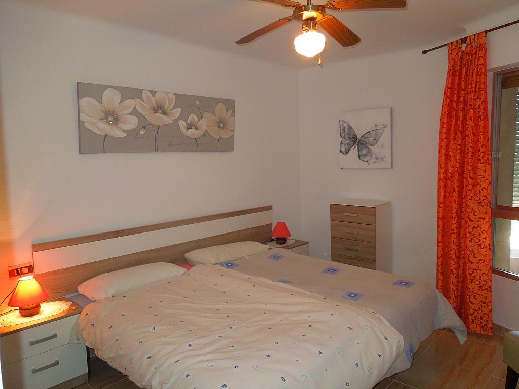 Dormitorio - Apartamento en alquiler en calle América, Torrox-Costa en Torrox - 325804551