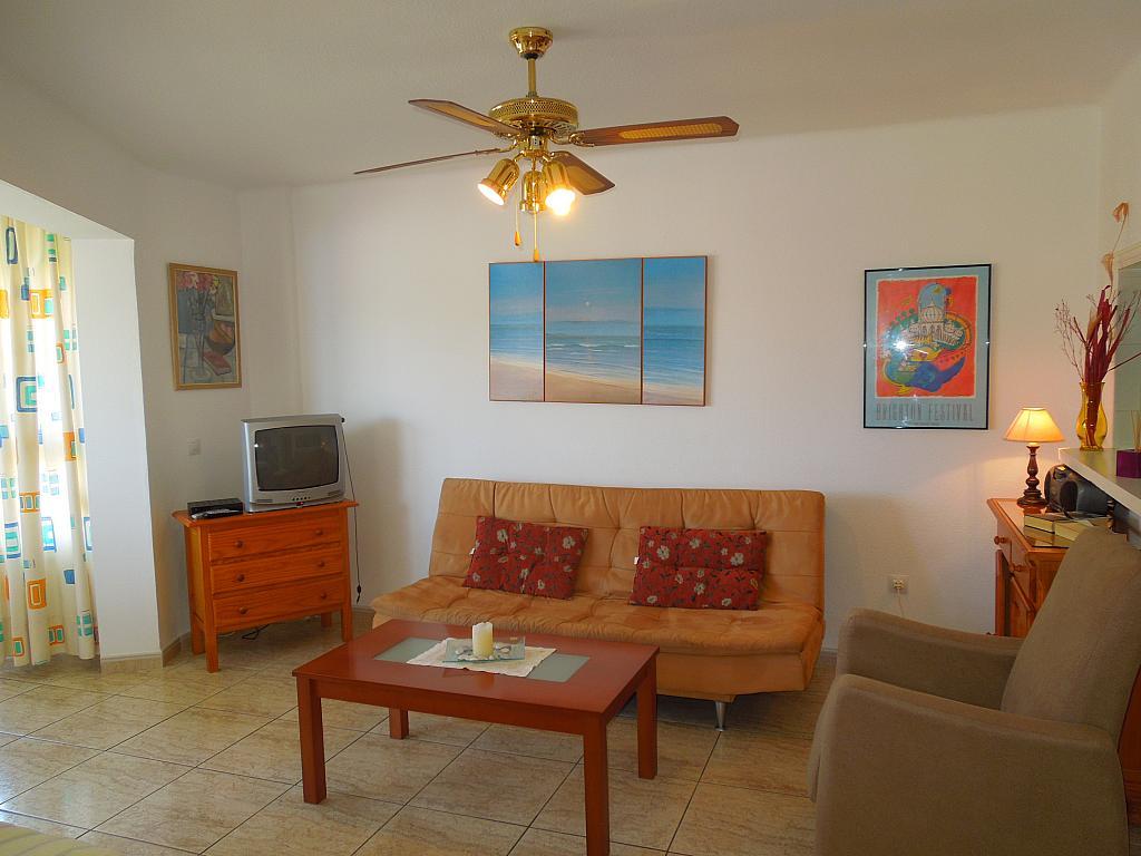 Dormitorio - Apartamento en alquiler en calle Europa, Torrox-Costa en Torrox - 326671161