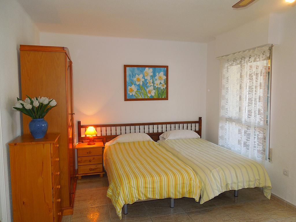 Dormitorio - Apartamento en alquiler en calle Europa, Torrox-Costa en Torrox - 326671244