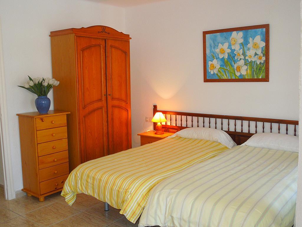 Dormitorio - Apartamento en alquiler en calle Europa, Torrox-Costa en Torrox - 326671302
