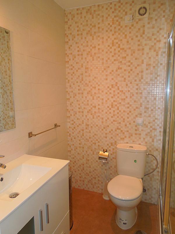 Baño - Apartamento en alquiler en calle Europa, Torrox-Costa en Torrox - 326671400