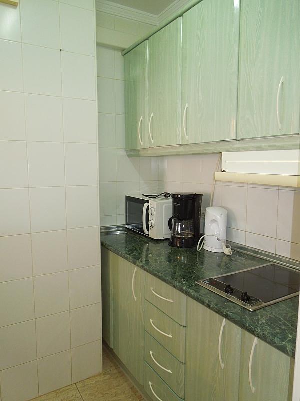 Cocina - Apartamento en alquiler en calle Europa, Torrox-Costa en Torrox - 326671438