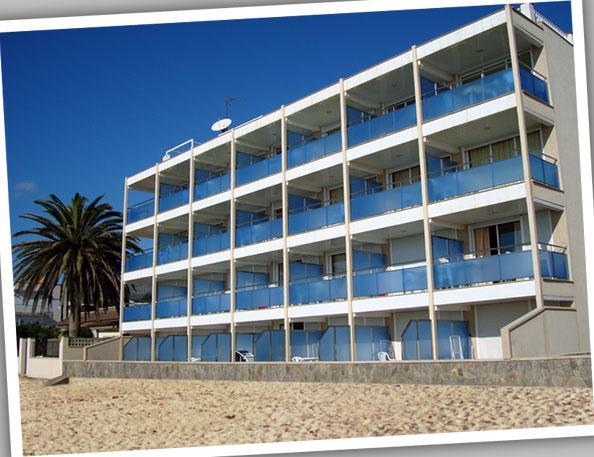 Fachada - Apartamento en alquiler de temporada en calle Estrella de Mar, Playafels en Castelldefels - 66760199