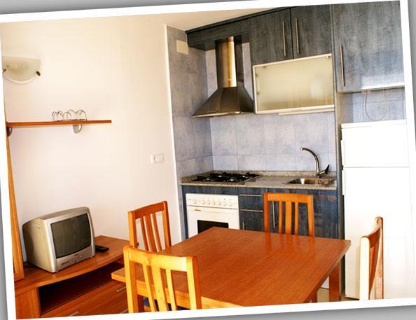 Cocina - Apartamento en alquiler de temporada en calle Estrella de Mar, Playafels en Castelldefels - 66760206
