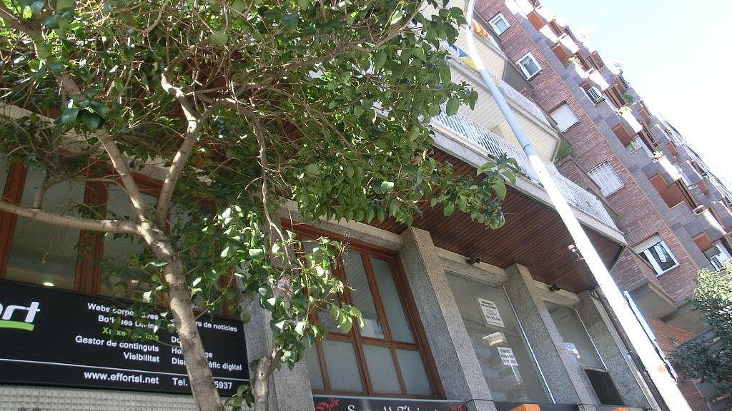 Fachada - Despacho en alquiler en travesía De Dalt, Gràcia en Barcelona - 186473682