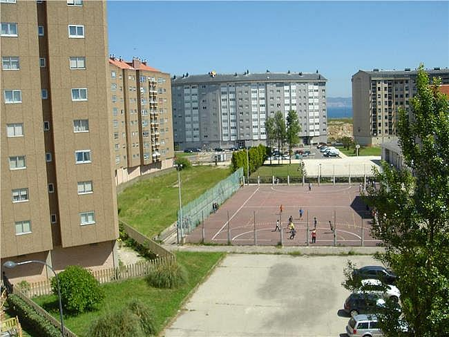 Piso en alquiler en Monte Alto-Zalaeta-Atocha en Coruña (A) - 313499941