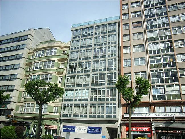Piso en alquiler en Cuatro Caminos-Plaza de la Cubela en Coruña (A) - 317922537