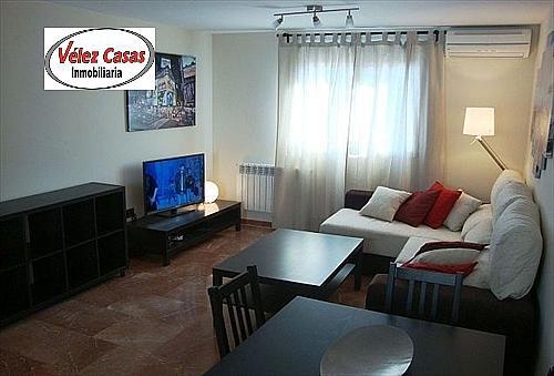Ático en alquiler en calle Alminares, Genil en Granada - 322077589