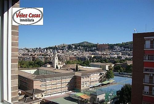 Ático en alquiler en calle Alminares, Genil en Granada - 322077683