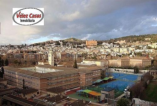 Ático en alquiler en calle Alminares, Genil en Granada - 322077687