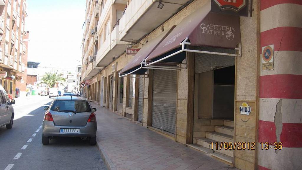 Foto - Local comercial en alquiler en Monóvar/Monòver - 218092861