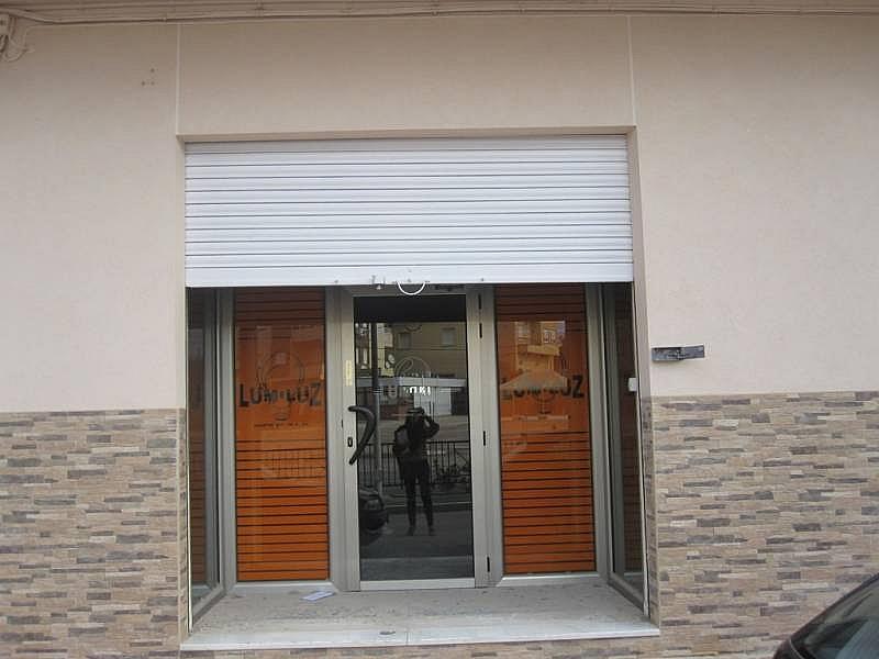 Foto - Local comercial en alquiler en Monóvar/Monòver - 218095879
