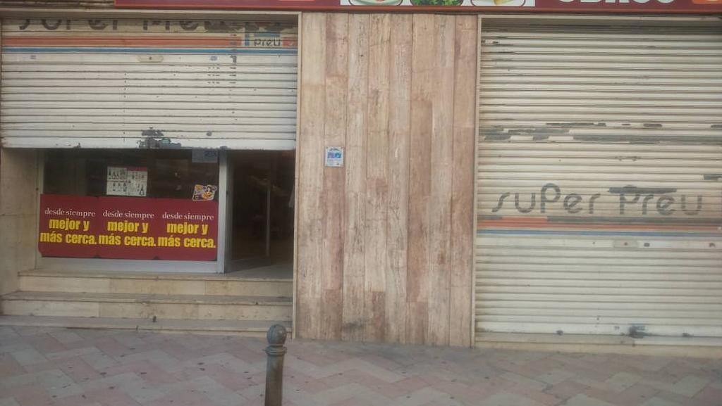 Foto - Local comercial en alquiler en Monóvar/Monòver - 218100094