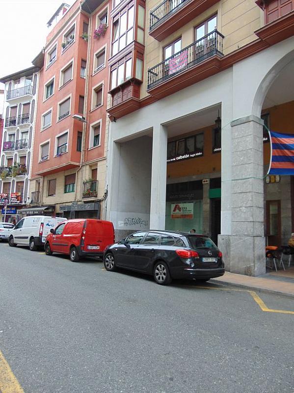 Iexterior - Local en alquiler en calle Fermin Calbeton Kalea, Eibar - 318988793
