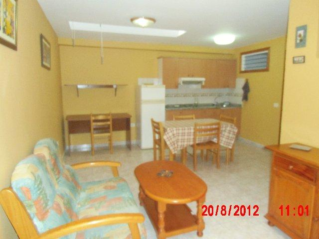 Salón - Apartamento en alquiler en calle Tafira Baja, Tafira Baja - 82921687
