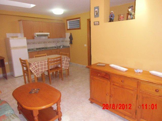 Salón - Apartamento en alquiler en calle Tafira Baja, Tafira Baja - 82921710