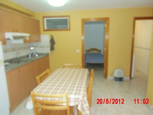Cocina - Apartamento en alquiler en calle Tafira Baja, Tafira Baja - 82921759