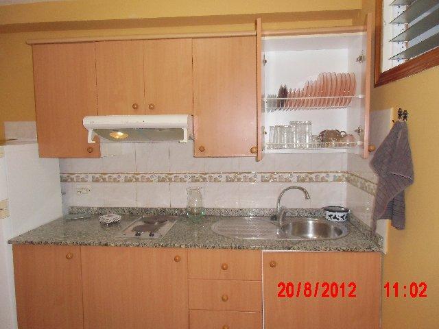 Cocina - Apartamento en alquiler en calle Tafira Baja, Tafira Baja - 82921996