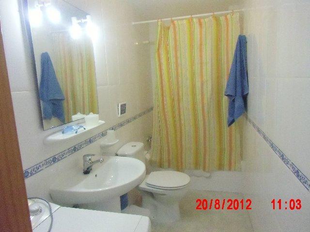 Baño - Apartamento en alquiler en calle Tafira Baja, Tafira Baja - 82922157