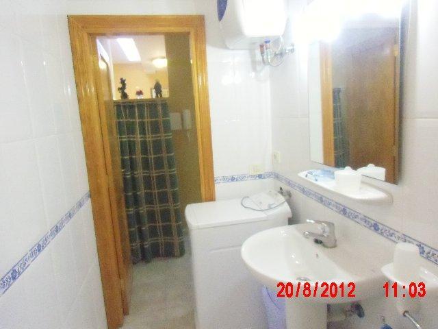 Baño - Apartamento en alquiler en calle Tafira Baja, Tafira Baja - 82922251