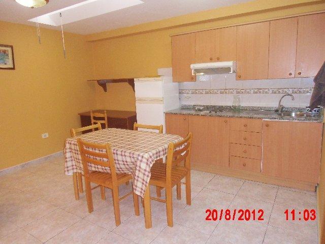 Comedor - Apartamento en alquiler en calle Tafira Baja, Tafira Baja - 82922320