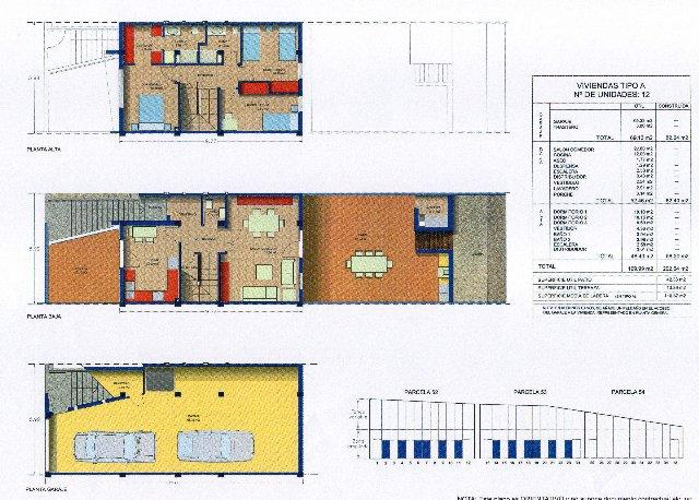 Casa adosada en alquiler opción compra en calle Llanos de Ucanca, Mesas Altas, Las - 102910887