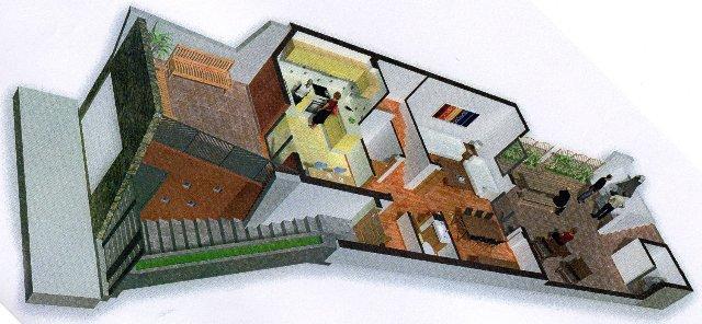 Casa adosada en alquiler opción compra en calle Llanos de Ucanca, Mesas Altas, Las - 102910889