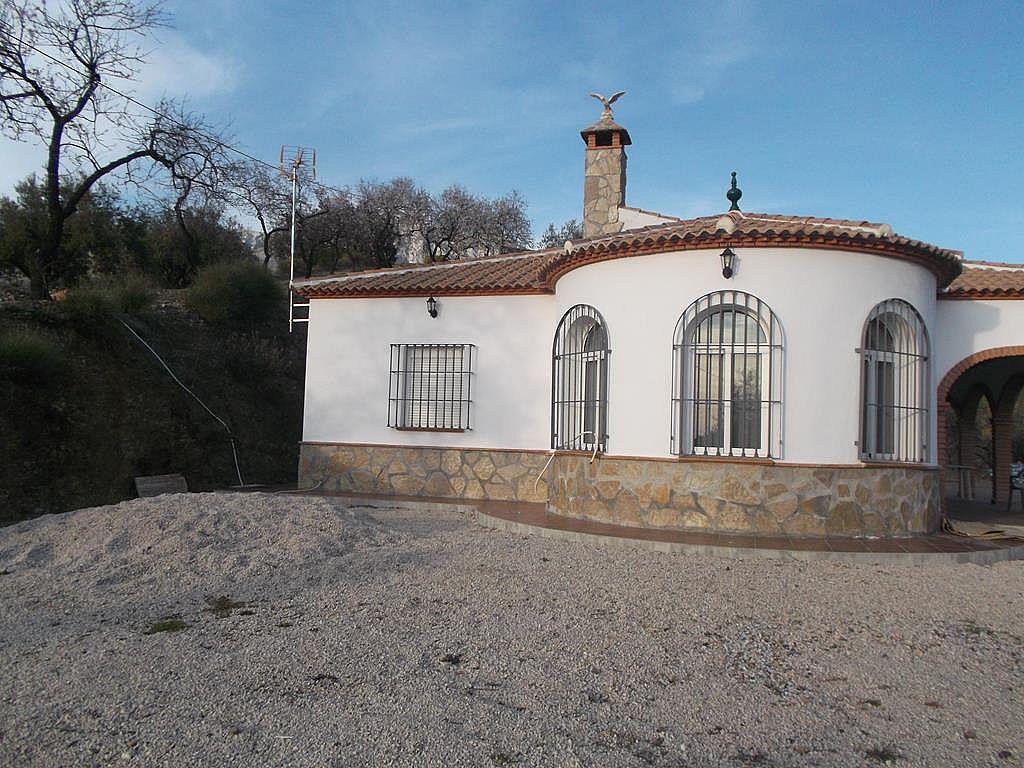 Fachada - Cortijo en alquiler en carretera De la Parra, Sedella - 245915734