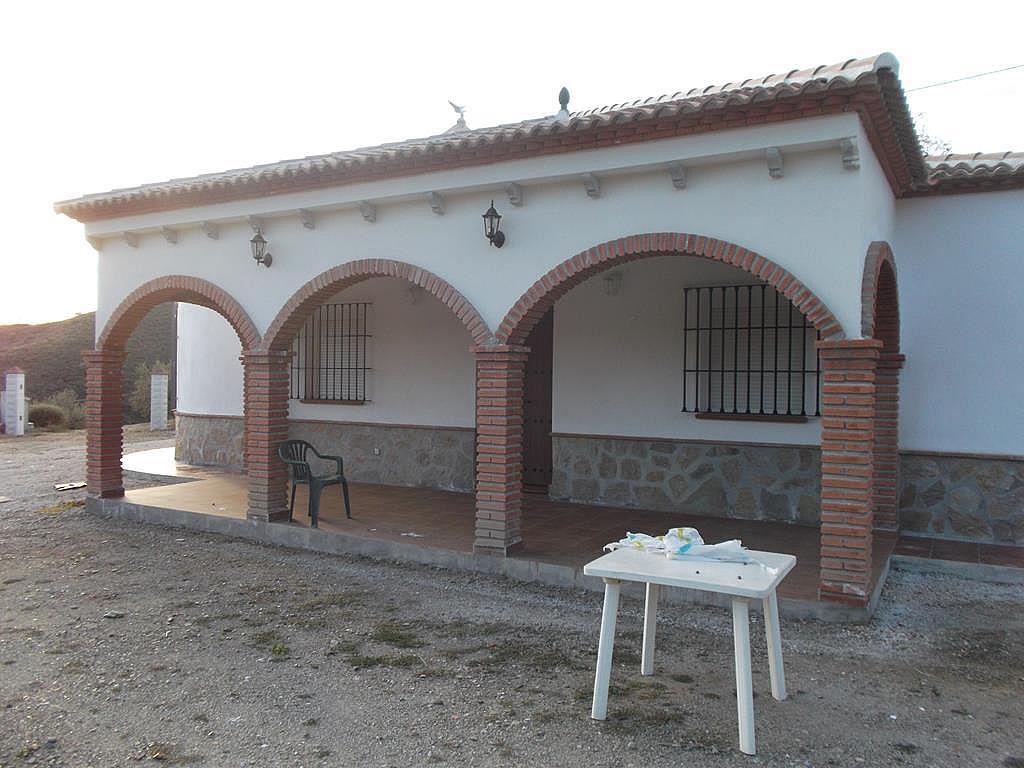 Terraza - Cortijo en alquiler en carretera De la Parra, Sedella - 245915745