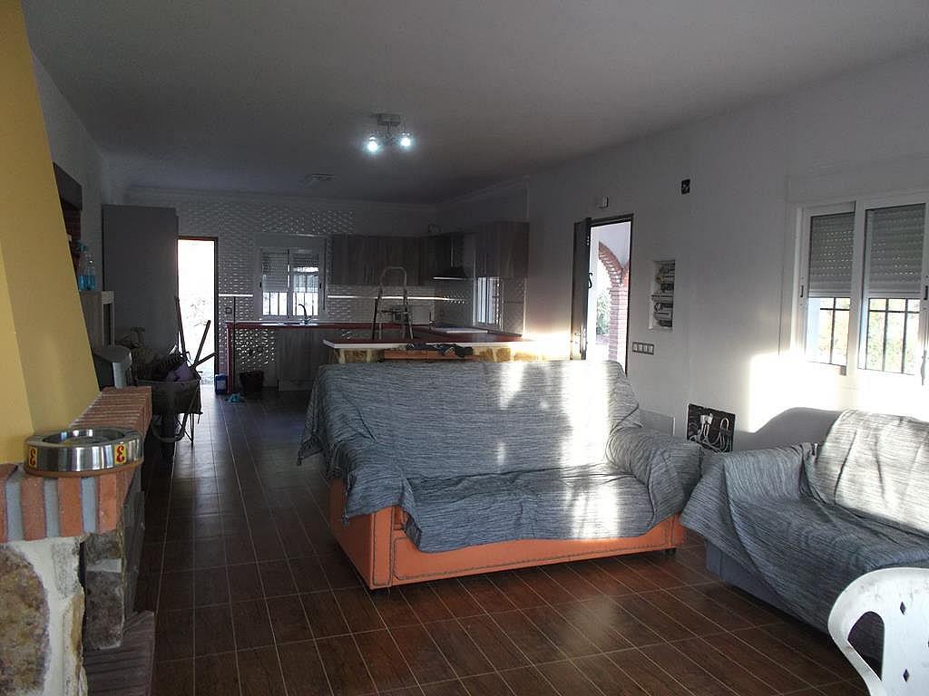 Salón - Cortijo en alquiler en carretera De la Parra, Sedella - 245915758