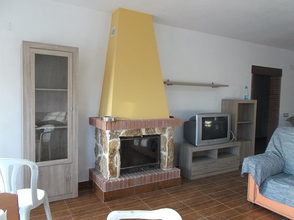 Salón - Cortijo en alquiler en carretera De la Parra, Sedella - 245915760