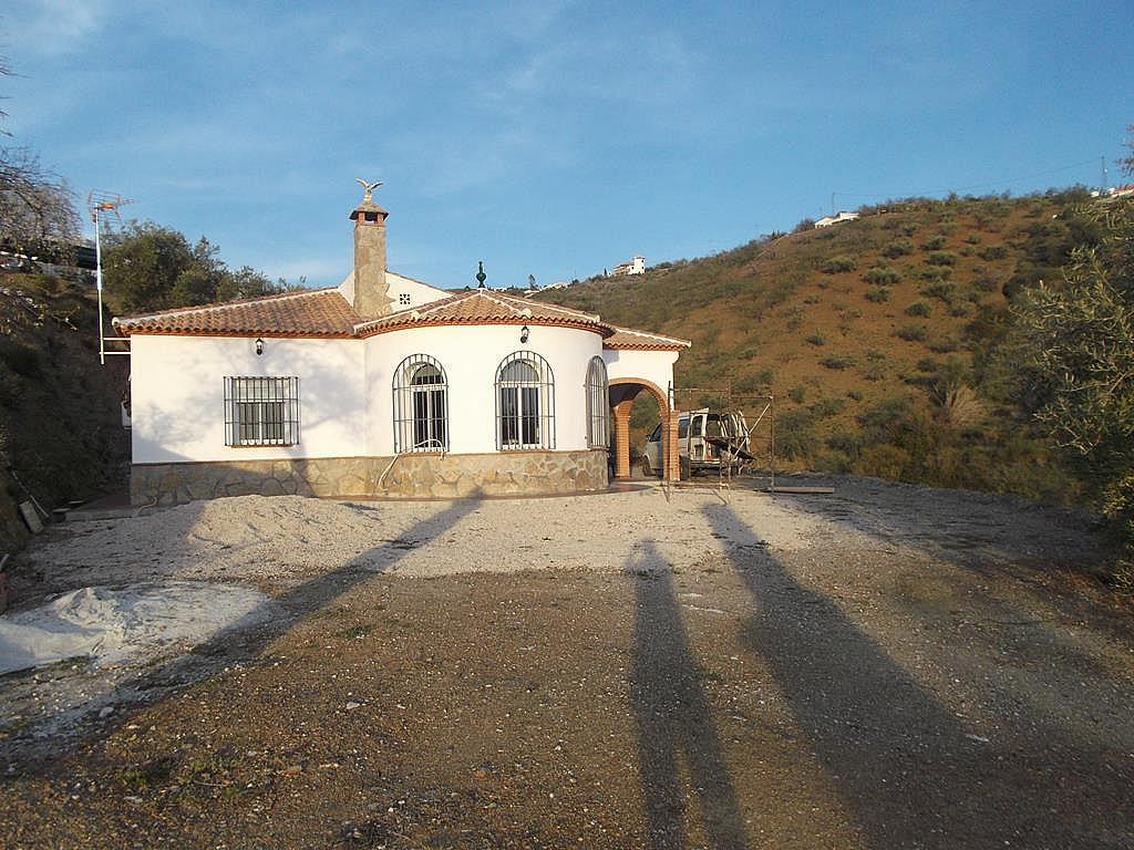 Fachada - Cortijo en alquiler en carretera De la Parra, Sedella - 245915787