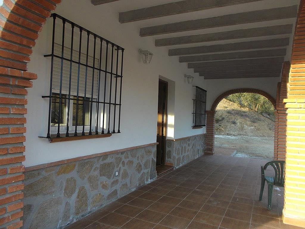 Terraza - Cortijo en alquiler en carretera De la Parra, Sedella - 245915791