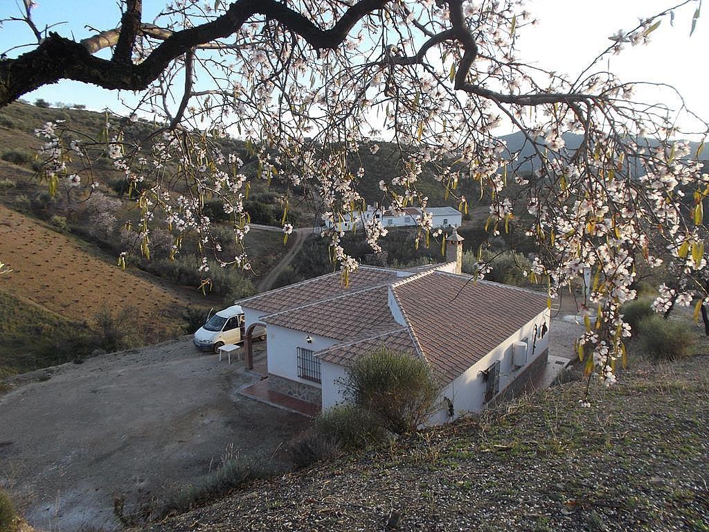 Fachada - Cortijo en alquiler en carretera De la Parra, Sedella - 245915836