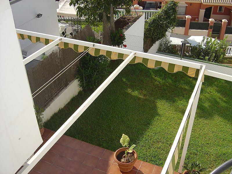 Casa pareada en alquiler en calle Almansa, Torre del mar - 296240274