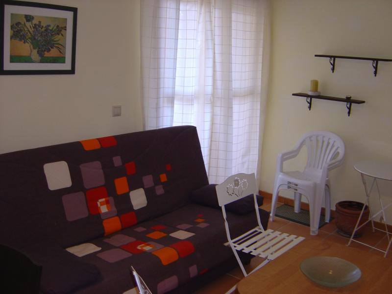 Salón - Apartamento en alquiler en calle Andalucia Lentiscares III, Torrox-Costa en Torrox - 76590348