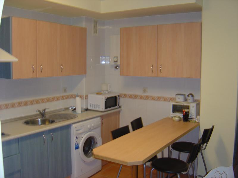 Cocina - Apartamento en alquiler en calle Andalucia Lentiscares III, Torrox-Costa en Torrox - 76590371