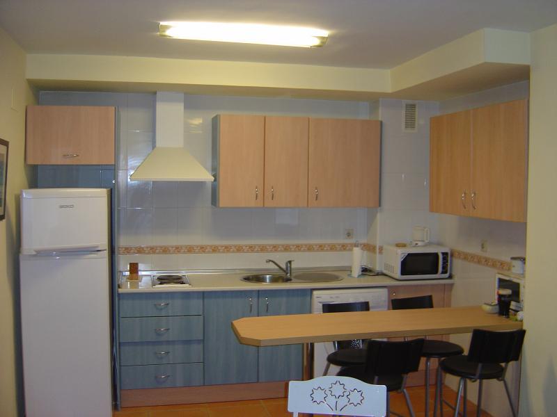 Cocina - Apartamento en alquiler en calle Andalucia Lentiscares III, Torrox-Costa en Torrox - 76590389