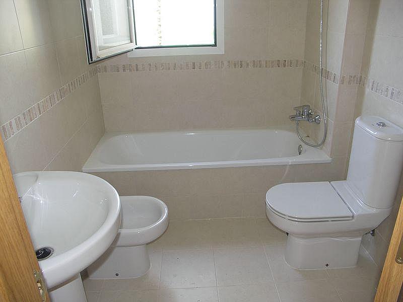 Baño - Piso en alquiler en calle Carmelitas de Baviera, Caleta de Velez - 233360489