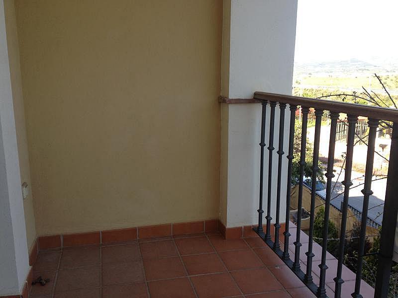 Terraza - Piso en alquiler en calle Carmelitas de Baviera, Caleta de Velez - 233360505