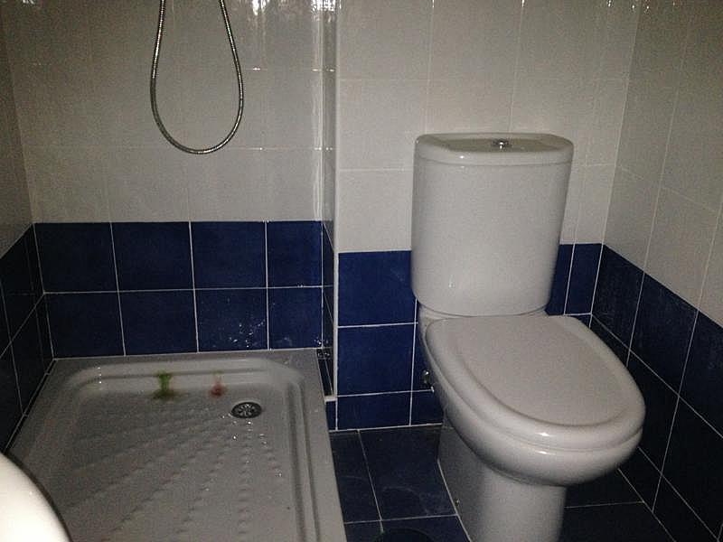 Baño - Piso en alquiler en calle Carmelitas de Baviera, Caleta de Velez - 233360544