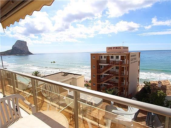 Apartamento en venta en Calpe/Calp - 276538390